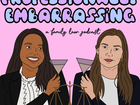 Update: new family law podcast alert!