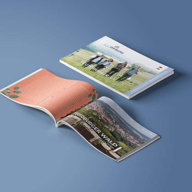 Wandern & Radfahren Magazin - Bad Driburg Touristik