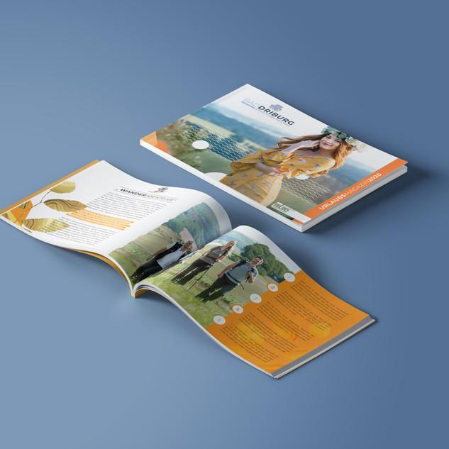 Bad Driburg Touristik - Urlaubsmagazin 2020