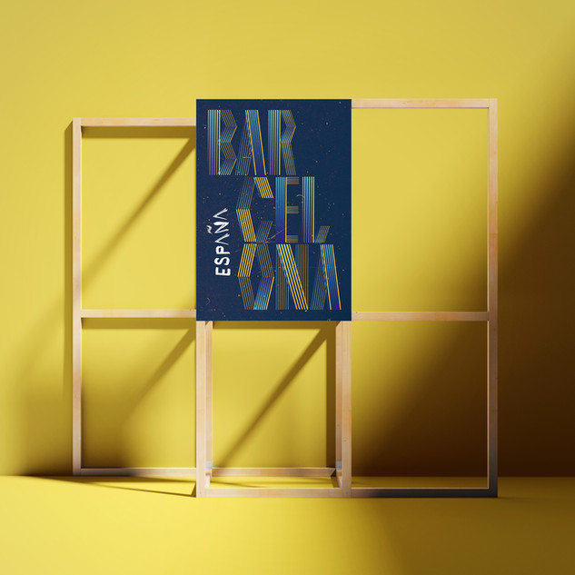 Barcelona Typography