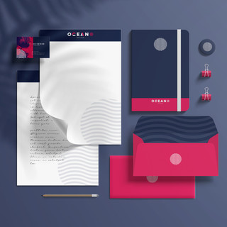 Oceano Design - Branding