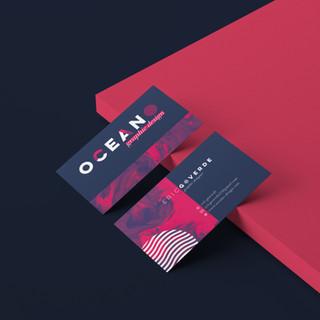 Oceano Design - Business Cards