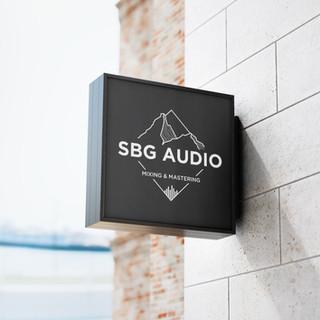 SBG-Audio - Logo Design