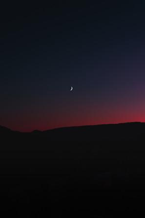 Moon & Jupiter.