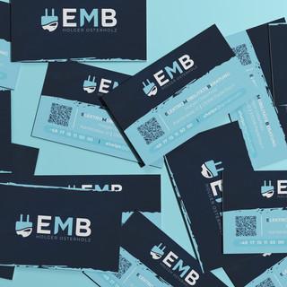 EMB Holger Osterholz - Business Cards