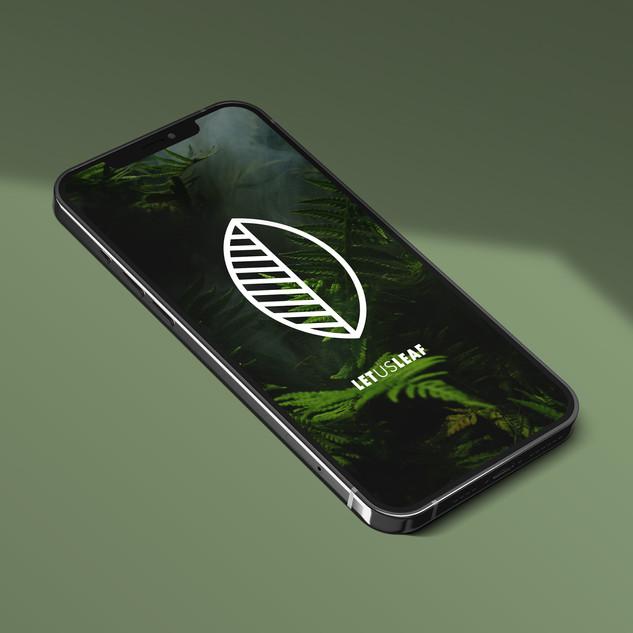 Grüner geht immer - Logo Design
