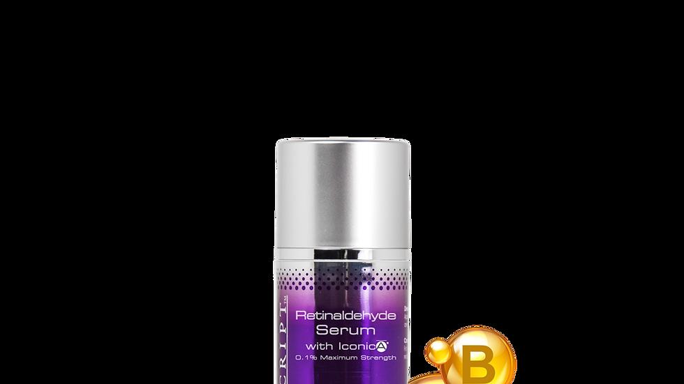 Skin Script - Retinaldehyde Serum 1oz