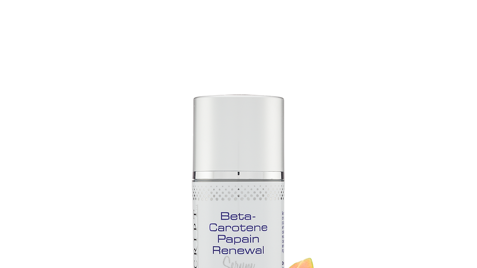 Skin Script - Beta Carotene Papain Serum 1oz