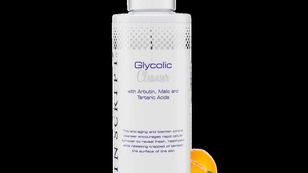 Skin Script - Glycolic Cleanser 6.5 oz