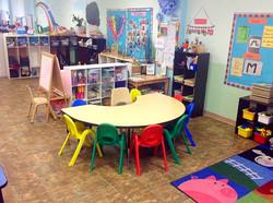 Toddler's Classroom