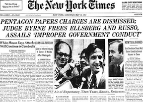 Review of The Pentagon Papers for the Layman
