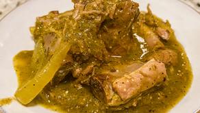 Recipe: Hügel Chile Verde