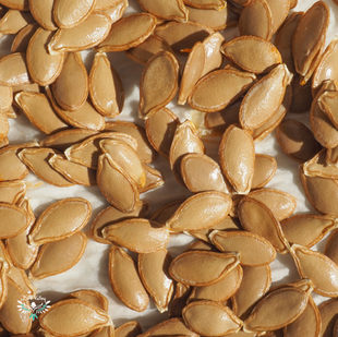 Recipe: Roasted Squash Seeds