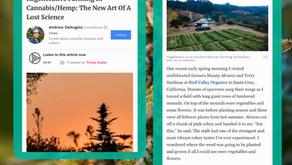 Bird Valley Organics Featured in Forbes