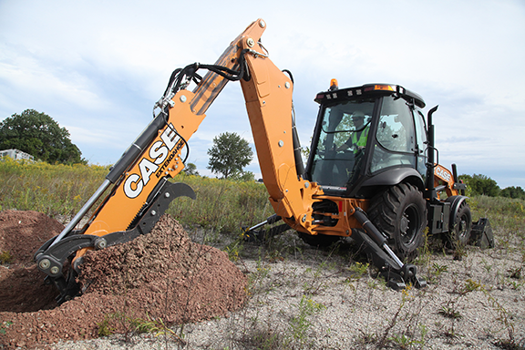 Backhoe Loaders One Size Does Not Fit All