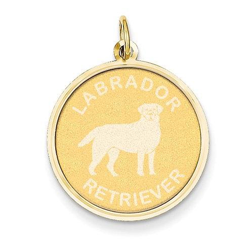 Labrador Pendant