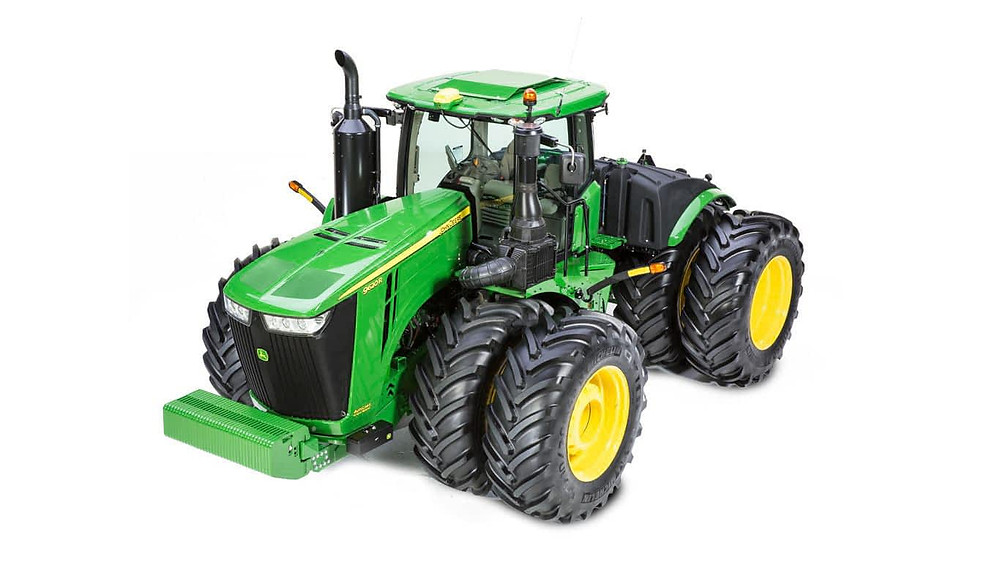 deere tractor tower