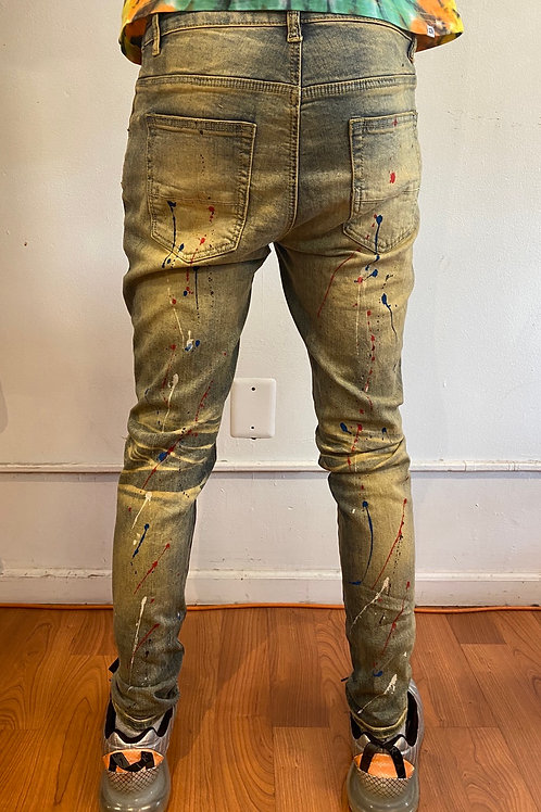 Patriot Paint Denim