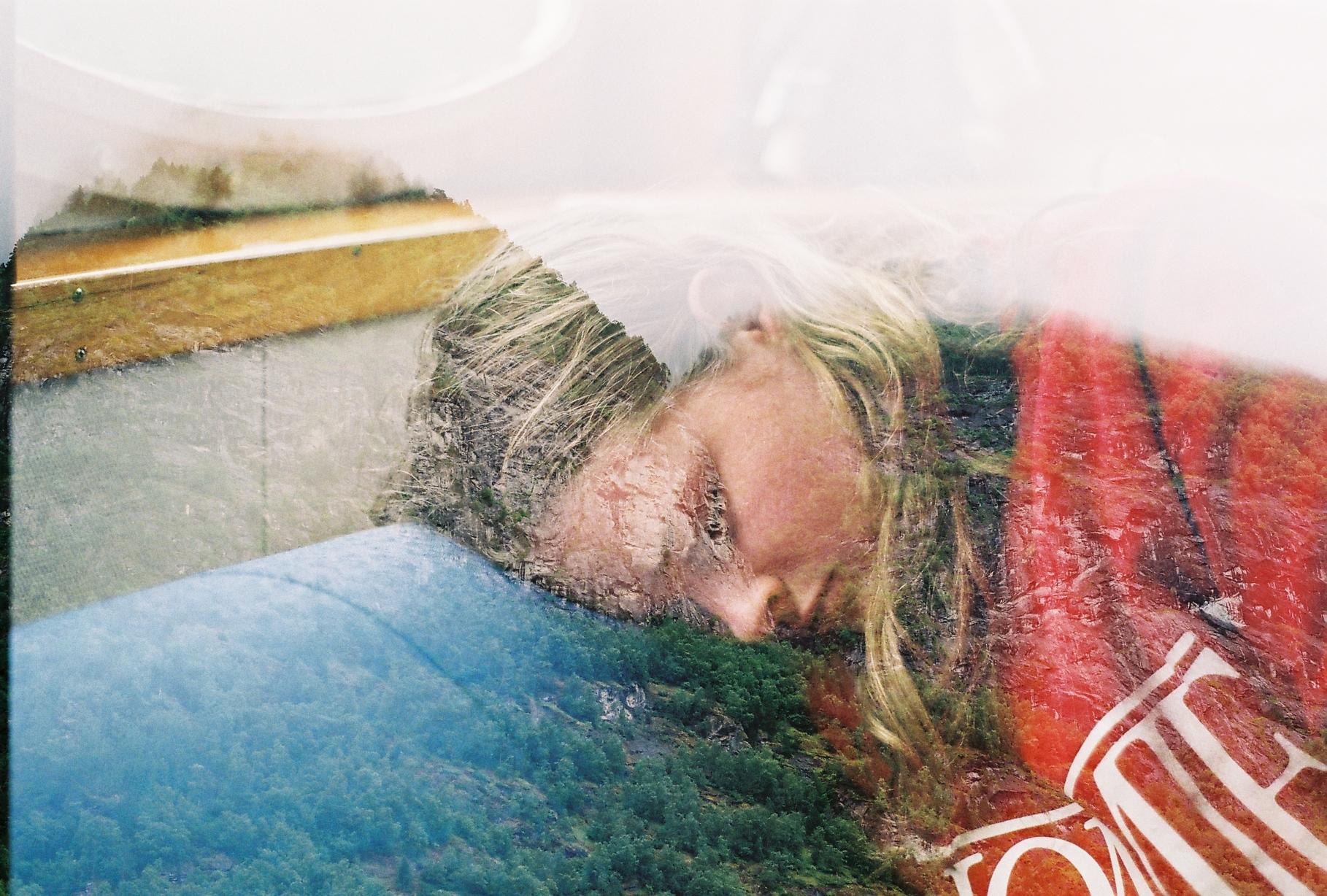 fjord in slumber