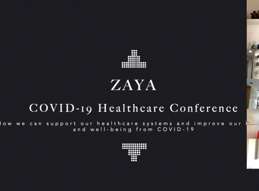 Replay our COVID-19 Healthcare Conference