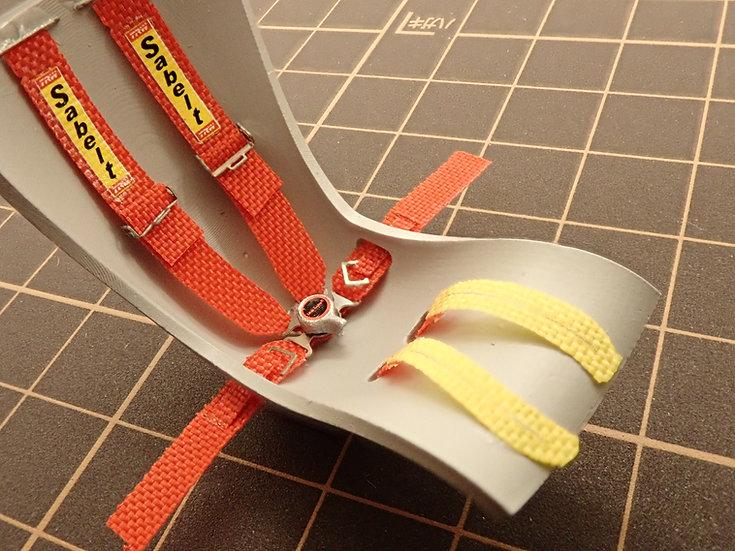 20RH-SAB006 Racing Harness Parts
