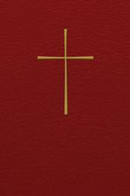 Book of Common Prayer Large Print