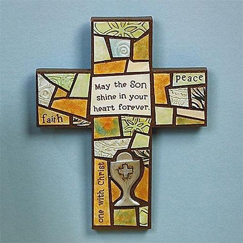 1st Communion Wall Cross
