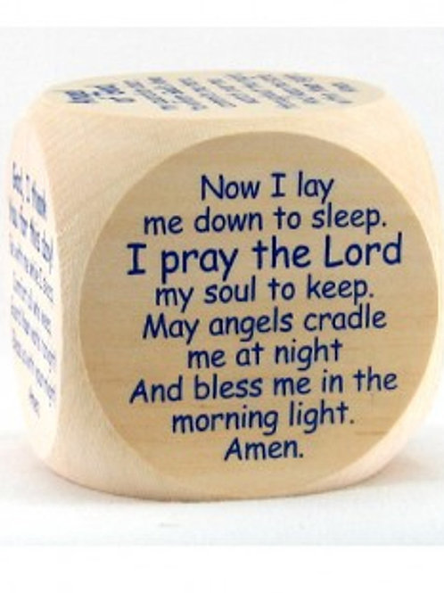 The Original Bedtime Prayer Cube