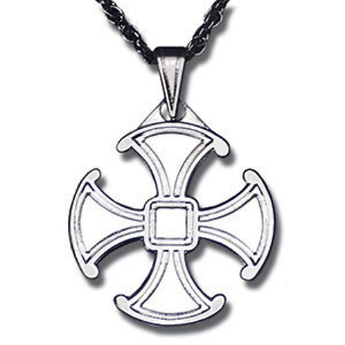 The Canterbury Cross Sterling Silver