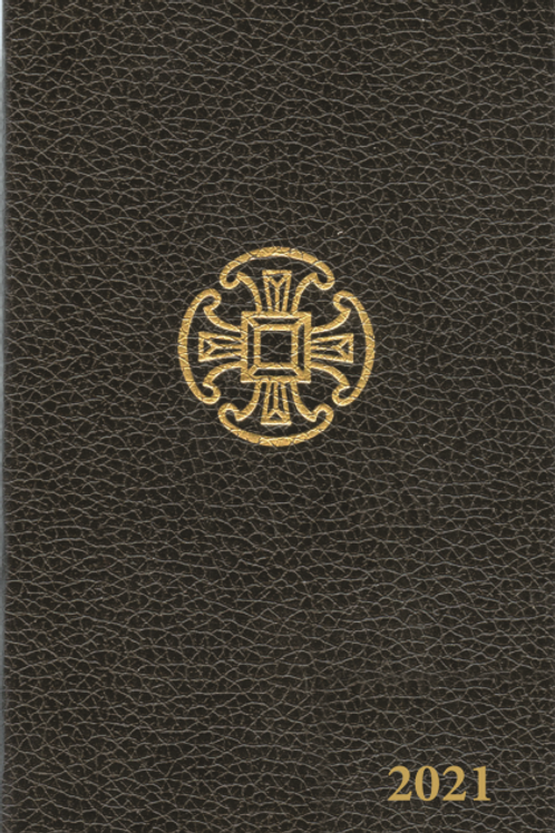 2021 Christian Pocket Diary