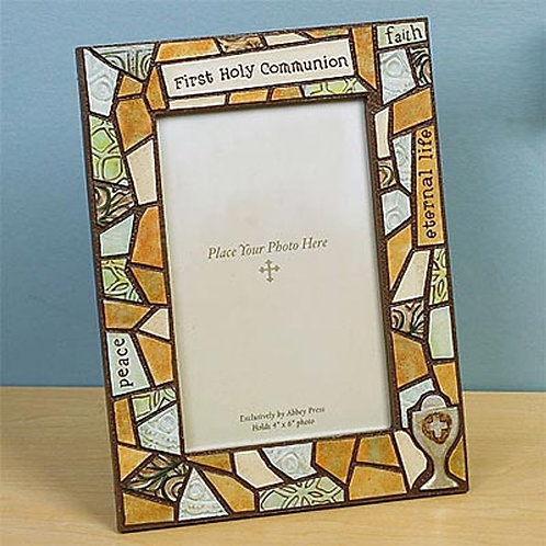 1st Communion Photo Frame