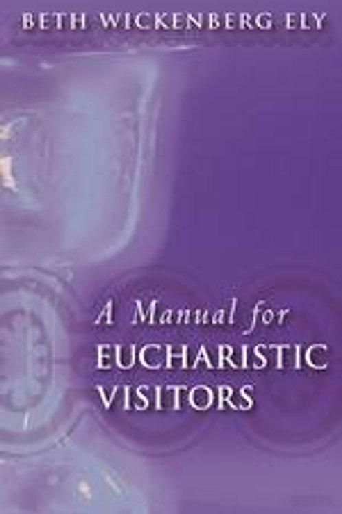 Manual for Eucharistic Visitors