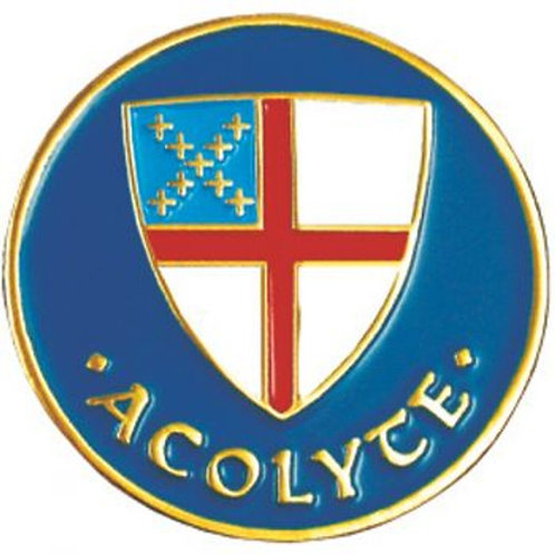 Episcopal Acolyte Pin