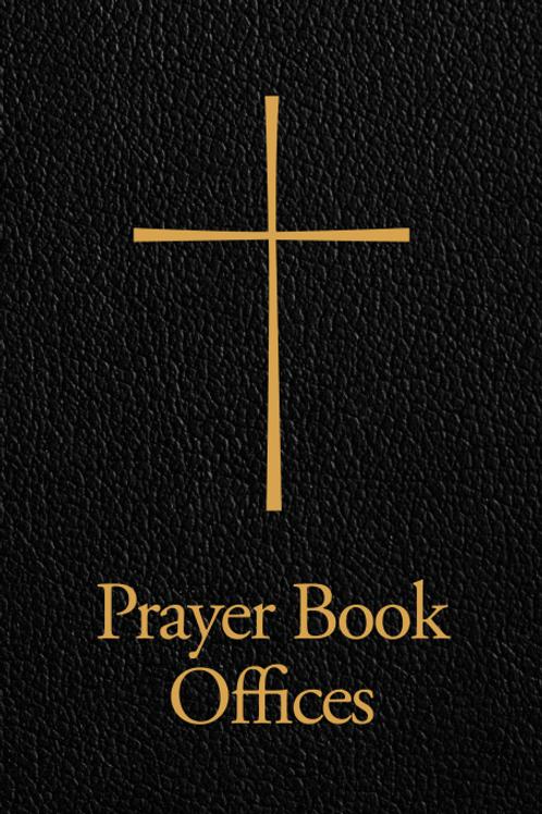Prayer Book Offices