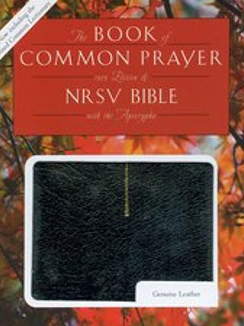 1979 Book of Common Prayer (RCL edition) and the New Revised Standard...