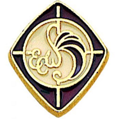 ECW Pin Small