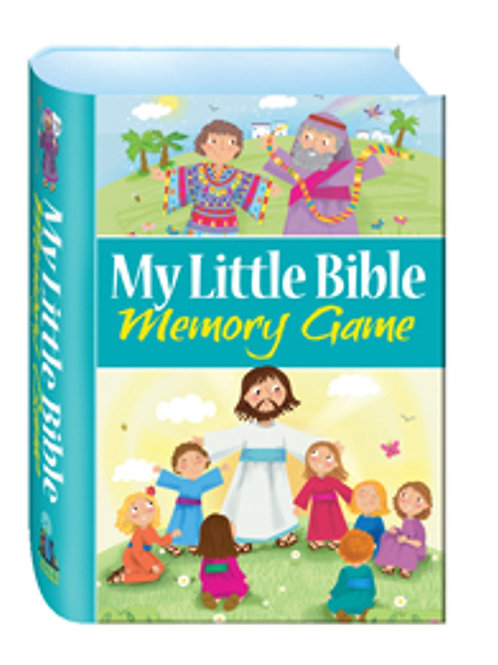 My Little Bible Memory Game