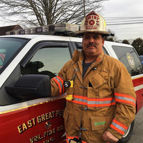 Fire Chief Keith Milton