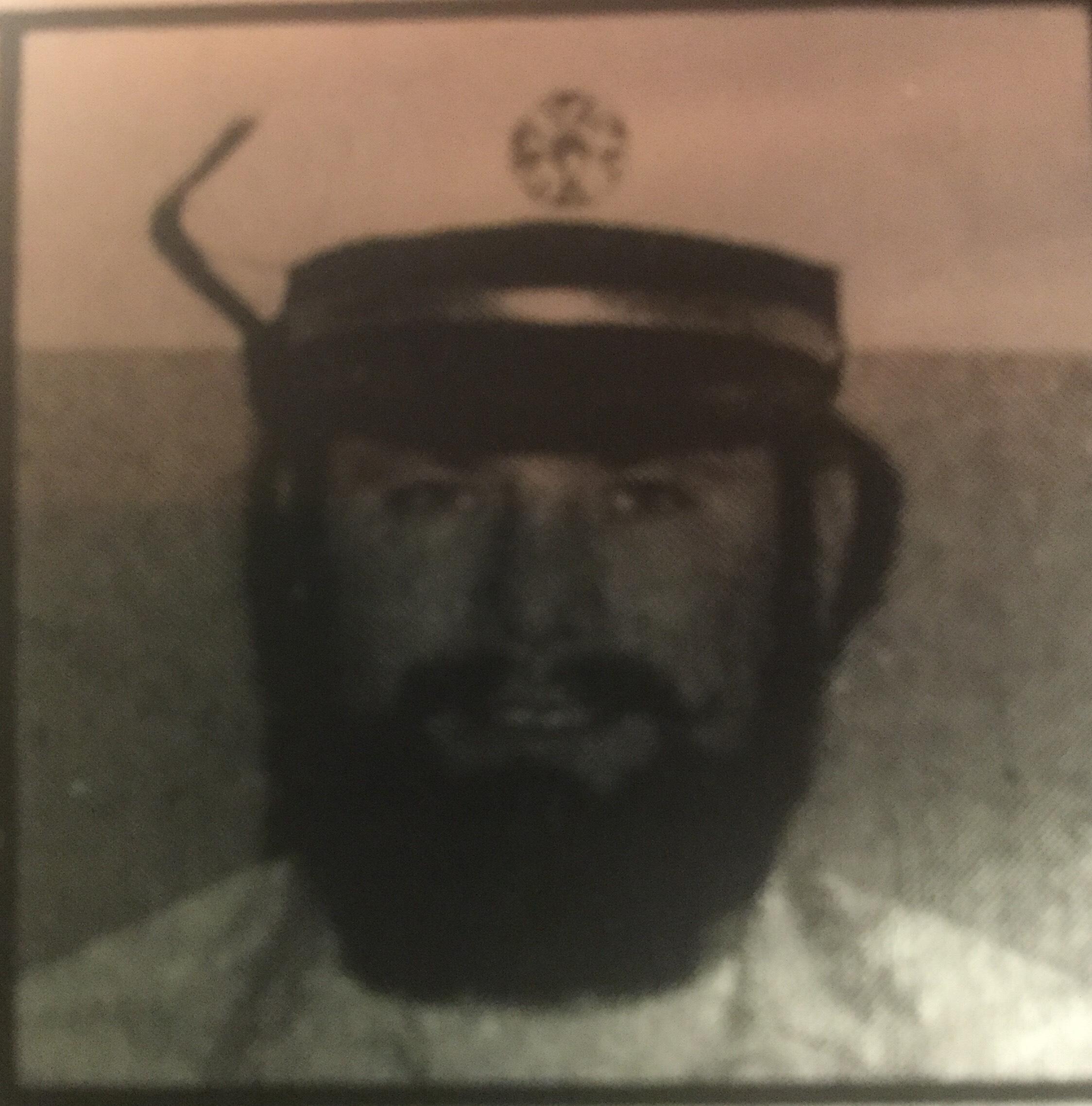 Chief Arnauld Semmelrock