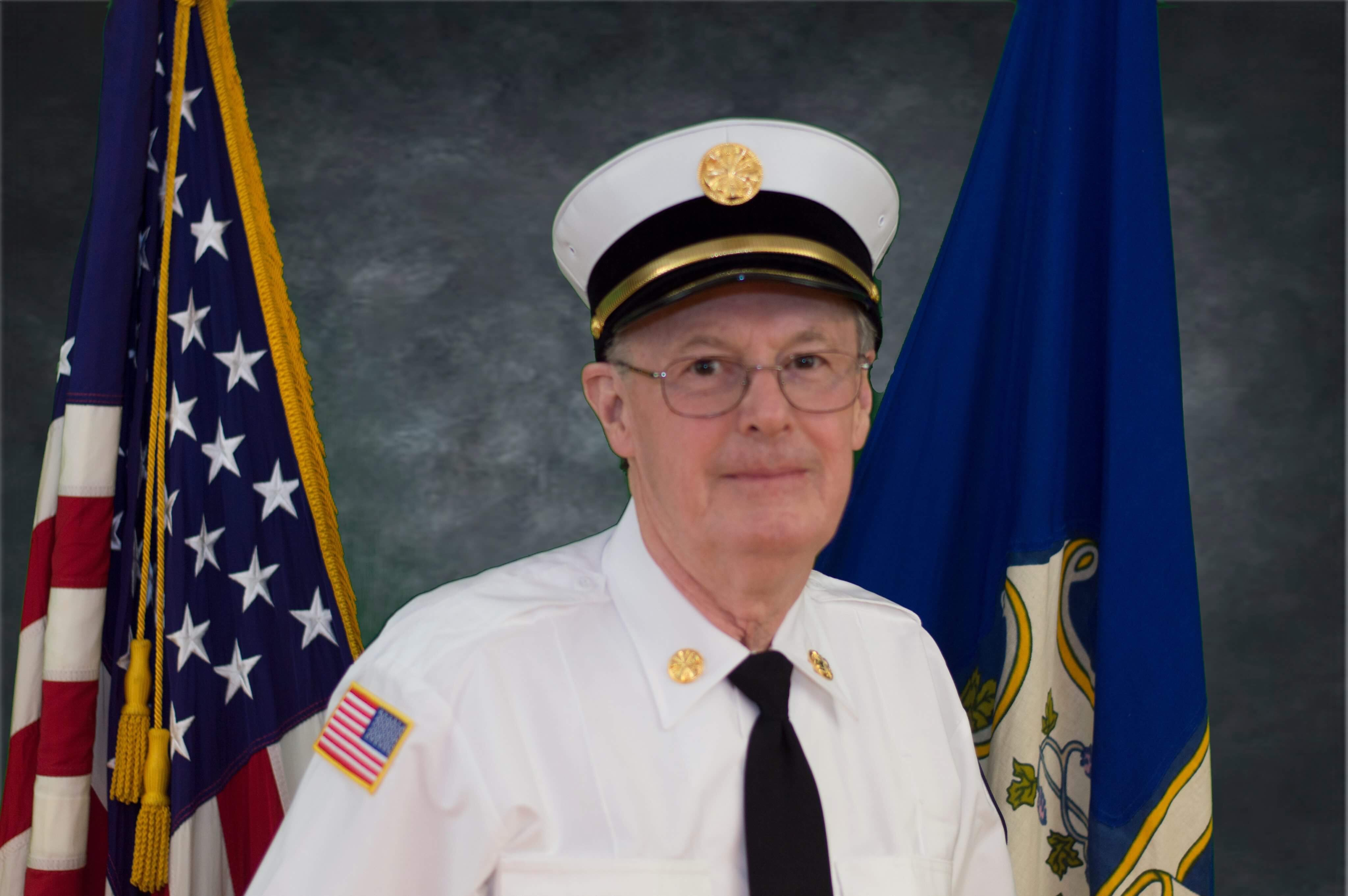 Chief Donald Leary