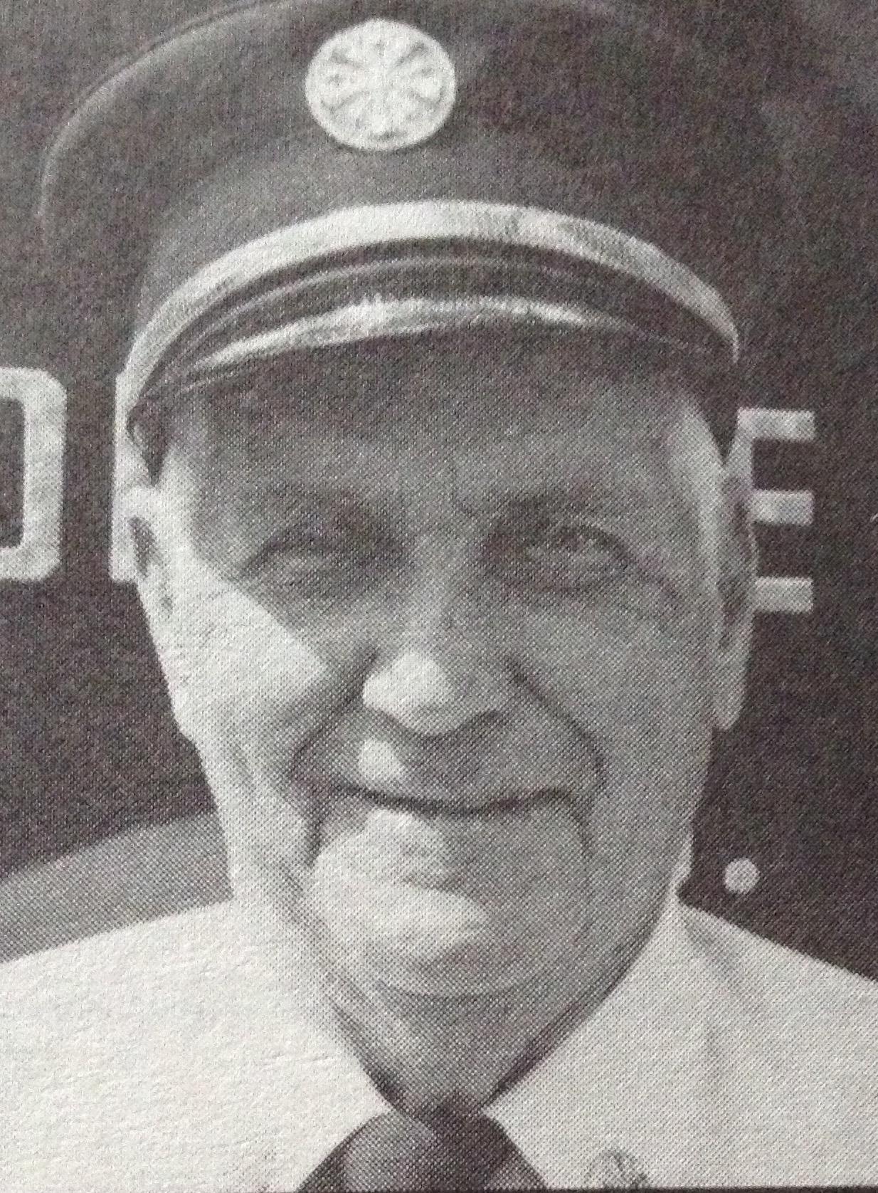 Chief Alfred Conti