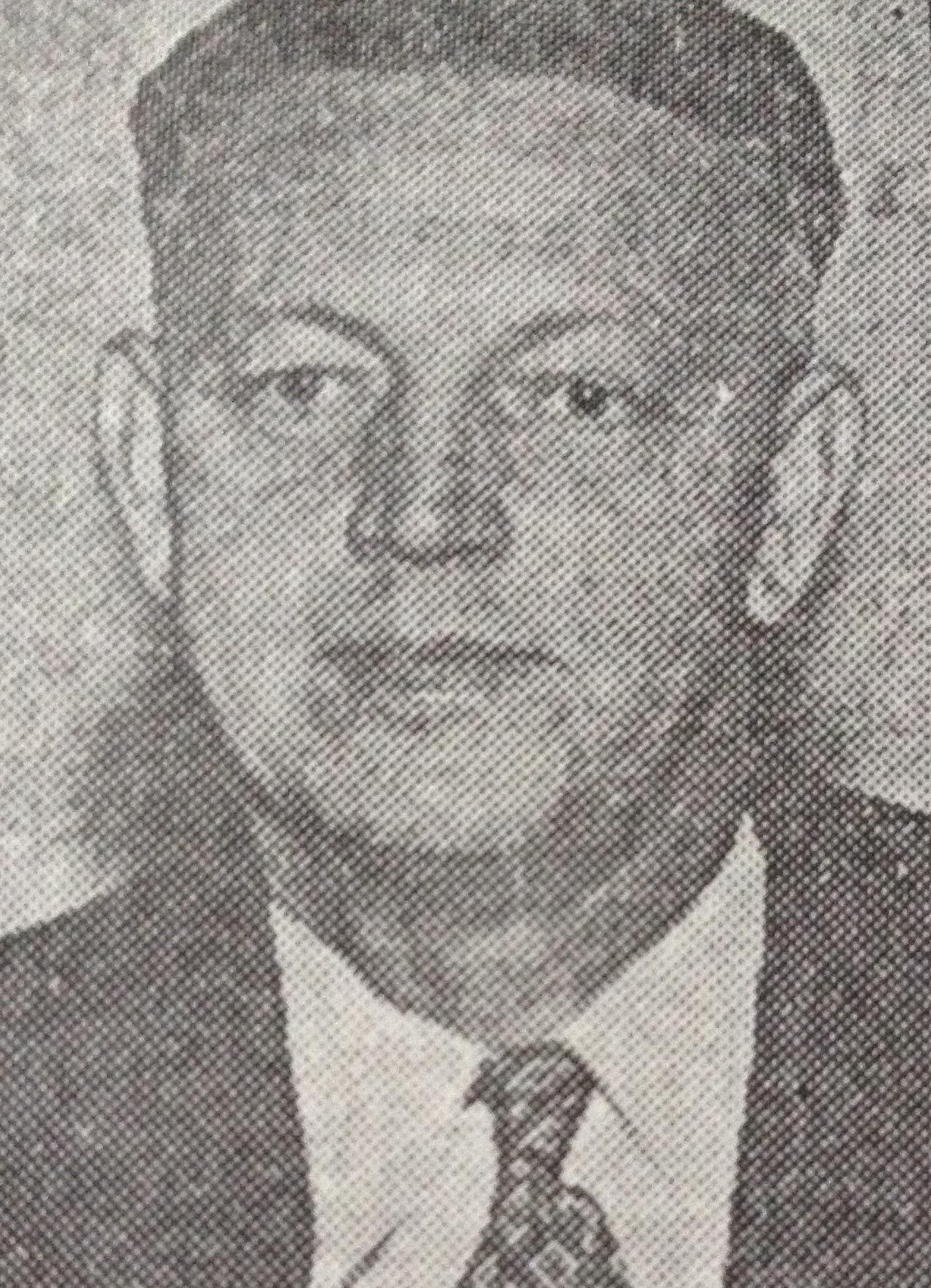 Chief Lloyd Jones