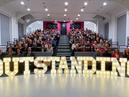 Ashton Sixth Form College is officially 'OUTSTANDING' in all areas!