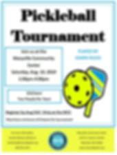 Pickleball Tournament August 2019.JPG