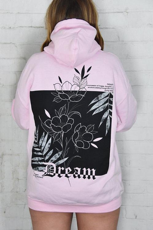 Daydreamer Hoodie Pink