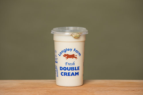 LONGLEY FARM DOUBLE CREAM