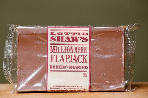 MILLIONAIRE FLAPJACK