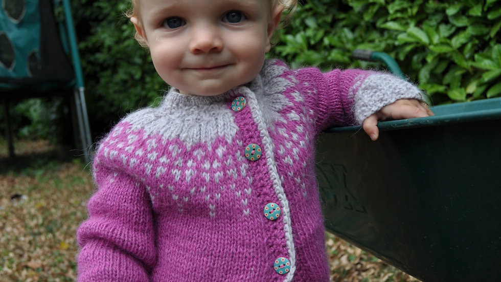 Tinna toddler (english)