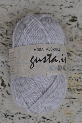 4200 - Purple gray,  Mosa Mjukull yarn