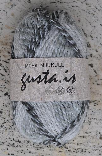 2600 - Stone bomb,  Mosa Mjukull yarn